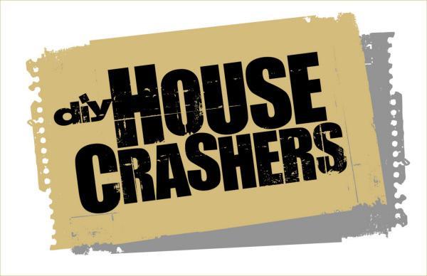 Bild 1 von 4: House Crashers - Logo