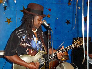 Bild 1 von 9: Jerry Fair - Blues Musiker im Mississippi Delta