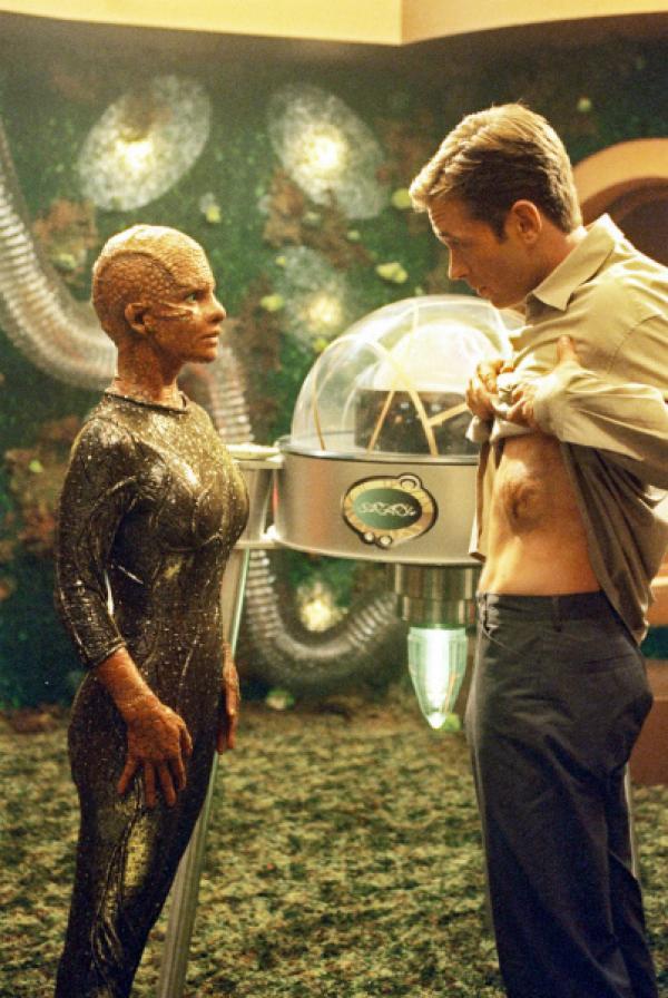 Bild 1 von 5: Star Trek Enterprise Season1 EP Unexpected, Star Trek Enterprise Staffel1 EP In guter Hoffnung