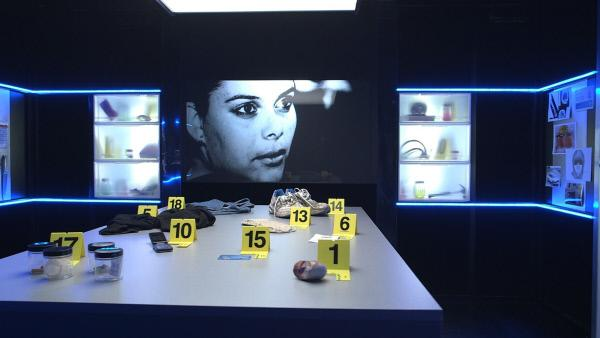 Bild 1 von 4: Die Ermittler sind davon überzeugt, dass beide Männer in direkter Verbindung zum Mord stehen.