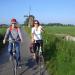 Mit Schiff und Rad durch Holland