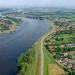 Die Elbe von oben