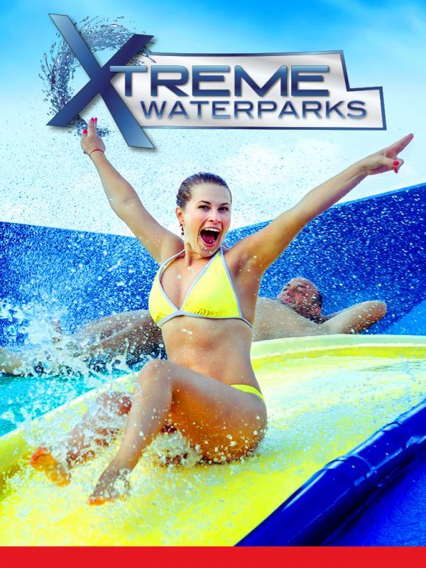 Bild 1 von 2: (4. Staffel) - Xtreme Waterparks - Artwork