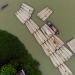 Die Bambusflößer von Bangladesch