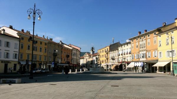 Bild 1 von 3: Görz, Italien.