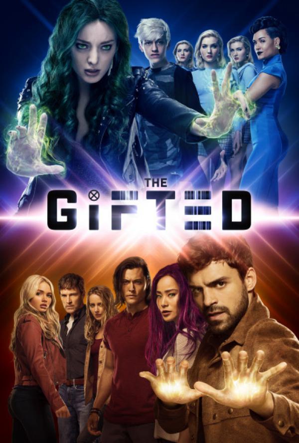 Bild 1 von 14: (2. Staffel) - The Gifted - Artwork