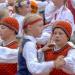 Tanz- und Sängerfest in Estland