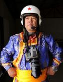 Im Steppenwind - Nuomin He, der fliegende mongolische Fotograf