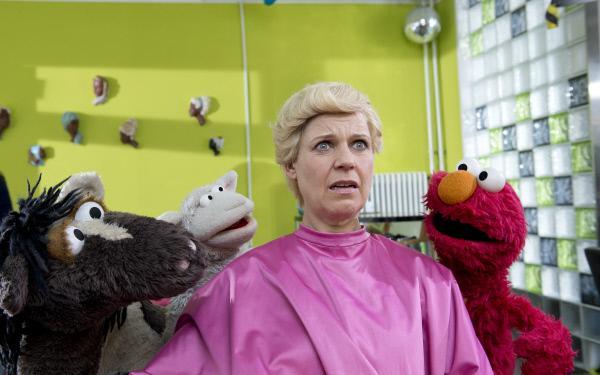 Bild 1 von 4: Frau Rigatoni ist entsetzt über ihre neue Frisur.