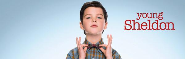 Bild 1 von 14: (1. Staffel) - Young Sheldon - Artwork