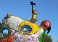 Niki de Saint Phalle - Der Traum vom fantastischen Garten