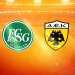 Fussball - Europa League 3. Qualifikationsrunde, St. Gallen - AEK Athen