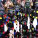 Narrentag Überlingen - Großer Umzug der Rebellenzünfte