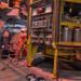 Bilder zur Sendung: Superschiffe -  MV Stornes: Fundamentbau auf Hoher See