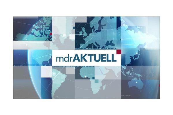 Bild 1 von 2: mdr AKTUELL