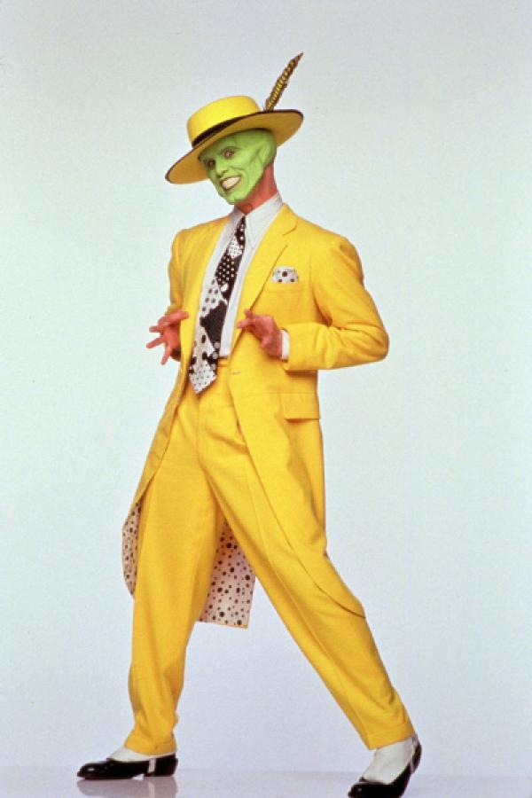 Bild 1 von 6: Stanley (Jim Carrey) findet sein neues Aussehen ganz passable ...