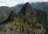Strip the City - Machu Picchu