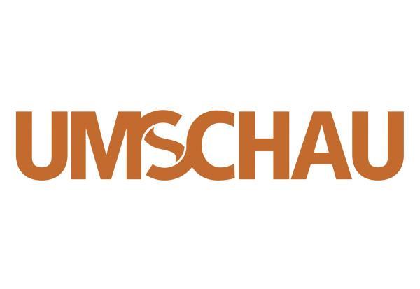 """Bild 1 von 2: Logo """"Umschau"""""""