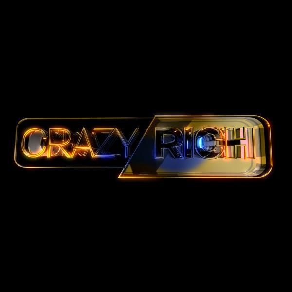 Bild 1 von 1: Crazy rich ... - Logo