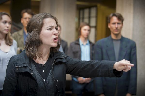 Bild 1 von 13: Agnes Nyman (Mylaine Hedreul) kämpft um ihr Recht.