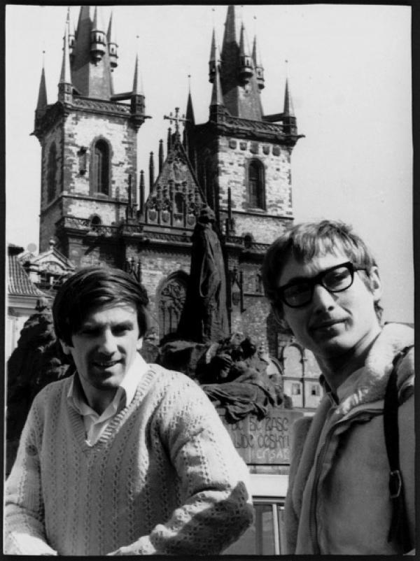 Der Prager Frühling und die Deutschen