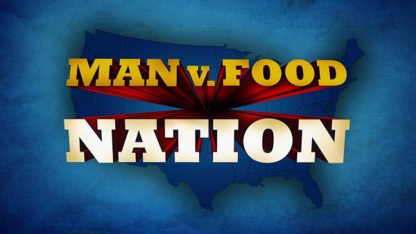 Bild 1 von 4: Man v. Food Nation - Logo