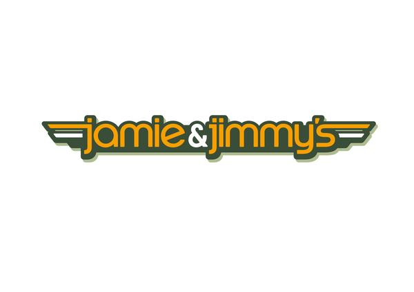 Bild 1 von 7: JAMIE AND JIMMY'S FOOD PARTY - Logo