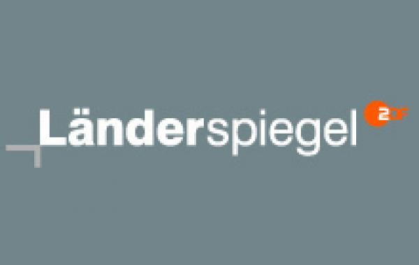 Bild 1 von 1: Logo. Länderspiegel