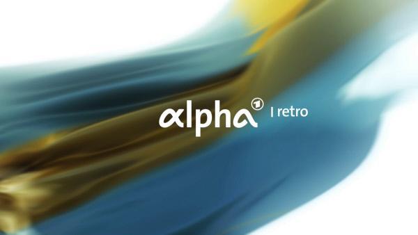 Bild 1 von 1: Label alpha-retro.