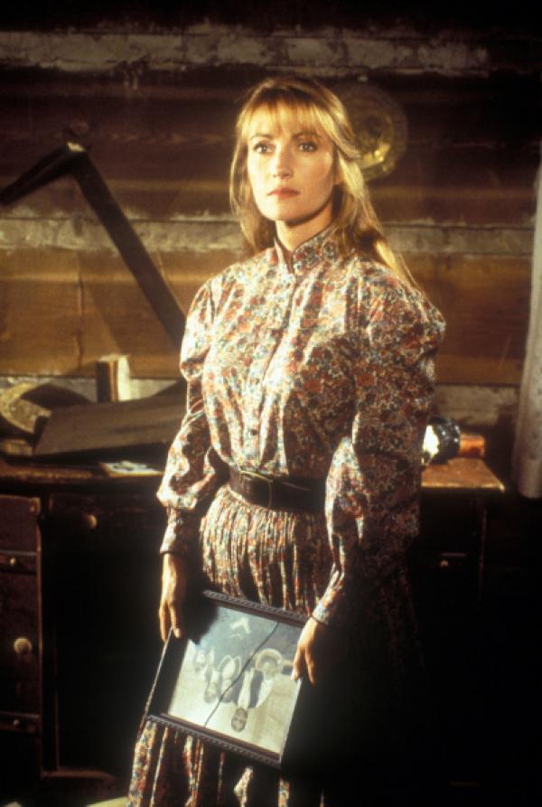 Bild 1 von 17: Weil eine Verwechselung vorliegt, landet Dr. Michaela Quinn (Jane Seymour), genannt \