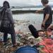 Plastik in jeder Welle