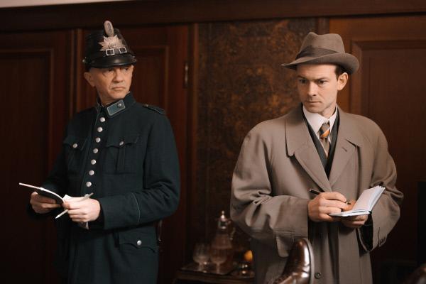 Bild 1 von 13: Das Verhältnis zwischen der Schutzpolizei und der Kriminalpolizei ist angespannt. Der \