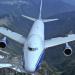 Boeing 747-8F - Formel E über den Wolken