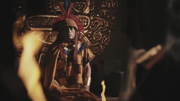 Bild 1 von 15: Die Herrscher der Inka sahen sich als Söhne der Sonne. Mit ihrer gigantischen Armee eroberten sie in nur wenigen Jahrzehnten ein Gebiet, das sich über die gesamte Länge der Anden erstreckte.