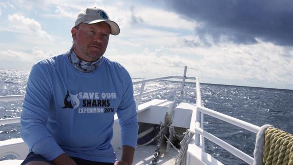 Bild 1 von 13: Kai Wulf ist für den Marine National Park der Insel Saba verantwortlich.
