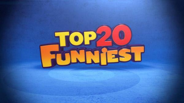 Bild 1 von 3: Top 20 Funniest - Logo