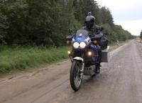Easy-Rider im Härtetest BW