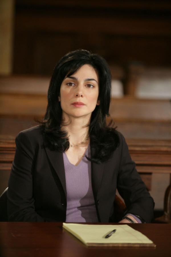 Bild 1 von 4: Alexandra Borgia (Annie Parisse) stellt einem Mann vor Gericht, der durch eine abenteuerliche Verbrecherjagd einen schweren Autounfall verursachte, bei dem ein Mensch verstarb und einer schwer verletzt wurde.