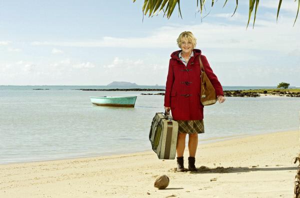 Bild 1 von 24: Henriette Höfner (Saskia Vester) sucht ihr Glück als Kindermädchen in Mauritius