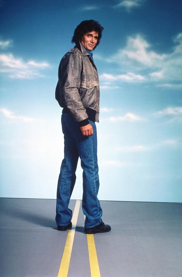 Bild 1 von 9: Engel Jonathan (Michael Landon) auf dem \