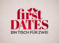 first dates ein tisch f r zwei vorschau im tv programm. Black Bedroom Furniture Sets. Home Design Ideas