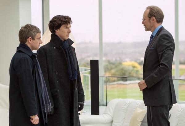 Sherlock - Sein letzter Schwur
