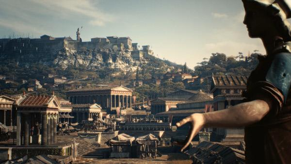 Bild 1 von 6: Athen ist im 5. Jahrhundert vor Christus der Hotspot in der griechischen Welt. Und noch wichtiger: Die Wiege unserer Demokratie.