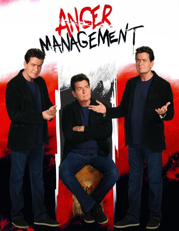 Bild 1 von 1: (4. Staffel) - Anger Management - Artwork
