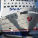 Superschiffe - Kombicarrier Stena Britannica