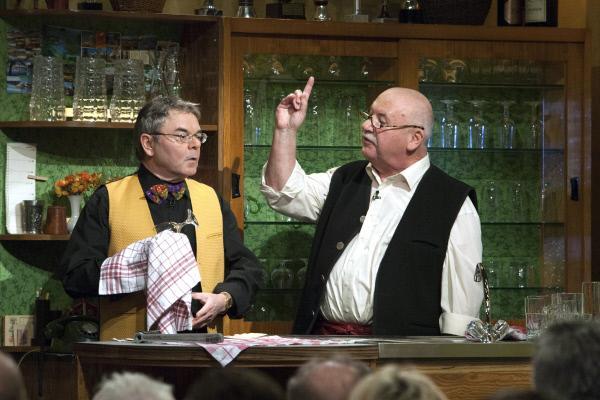 Bild 1 von 4: Freunde in der Mäulesmühle