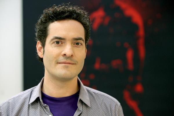 Bild 1 von 2: Auch zu Gast in der Sendung: Aur?lien Lemant, Schauspieler, Drehbuchautor und Spezialist f?r Comic-Pop-Philosophie