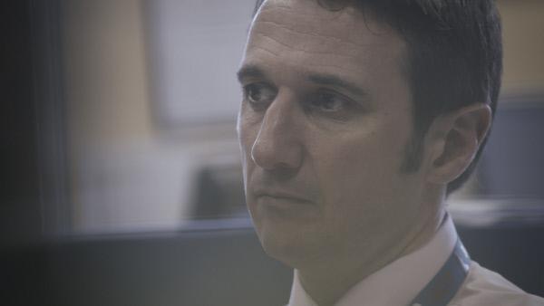 Bild 1 von 7: Ermittler Andy Bevan unter Druck - der Hauptverdächtige ist in die USA geflohen.