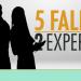 5 Fallen - 2 Experten