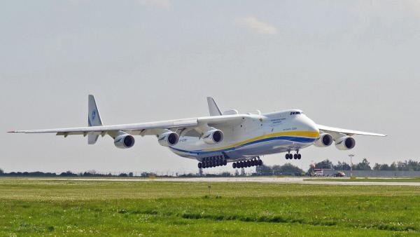 Antonov An-225 - Das größte Flugzeug der Welt